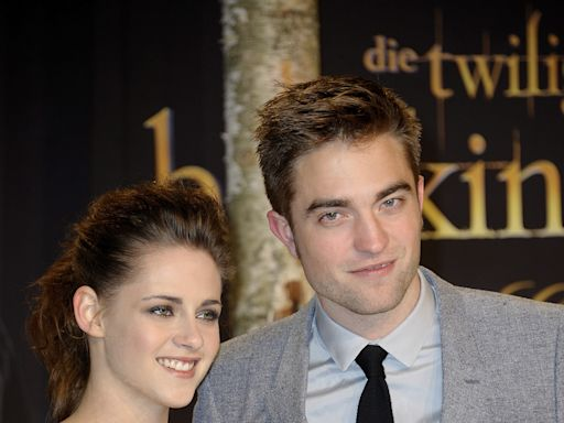 """Twilight"" Star Kristen Stewart Is the Reason Rob Pattinson Became Edward Cullen"