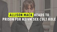Allison Mack Heads To Prison For NXIVM Sex Cult Role