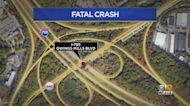 1 Person Killed, 2-Year-Old Girl Among 3 Injured, After Wrong-Way Crash On I-795N In Baltimore County