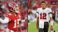 Shannon Sharpe: I'm surprised Patrick Mahomes is No. 1 on NFL's Top 100 List; Aaron Rodgers had a better season I UNDISPUTED