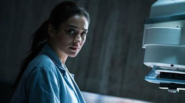 Pretty Little Liars actress Shay Mitchell 'left going down a dark hole' filming The Possession of Hannah Grace