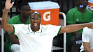 Nigeria coach Mike Brown talks upsetting Steve Kerr, Team USA