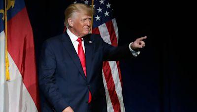 Ban 'toxic critical race theory' in schools, Trump tells NC Republicans