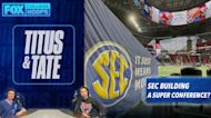 Does SEC Super Conference mark end of the Big Ten?   Titus & Tate