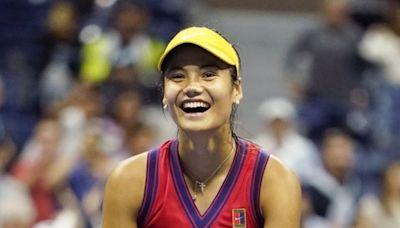 連女王都狂賀!18歲「網球天才少女」瑞度卡努搶下英國44年來首座大滿貫