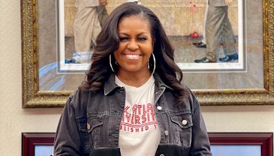 Michelle Obama Hosts Star-Studded Signing Day for New College Students: 'You Are Betting on Yourself'