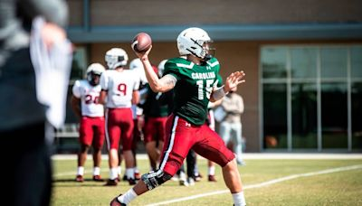 Beamer's Gamecocks added two new faces to QB room. How are they faring this spring?