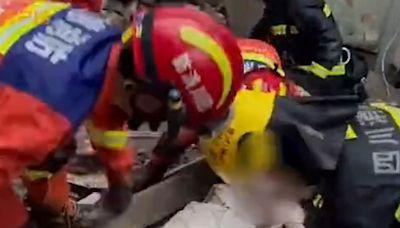 中國四川瀘縣發生6.0強震 已知2死53傷逾百間房屋毀損