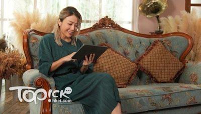 彭秀慧打探《全民造星IV》詳情 期望姜濤Jer愛上演戲 - 香港經濟日報 - TOPick - 娛樂