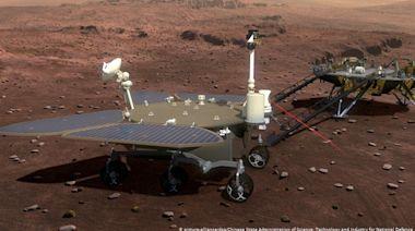 中國火星車即將著陸 難度頗高