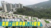 沙田麗坪路再錄逾億成交 富豪‧山峯22號屋1.18億售 - 香港經濟日報 - 地產站 - 新盤消息 - 新盤新聞
