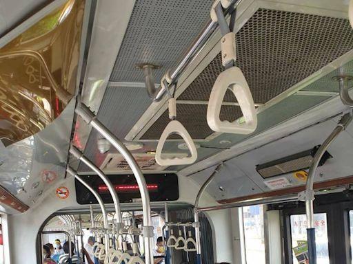 疫情警戒調降二級 中市公車族逐漸回流