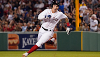 Red Sox' Jarren Duran hits near inside-the-park home run