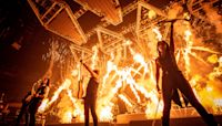 Behind the scenes as Trans-Siberian Orchestra creates a rocking winter wonderland