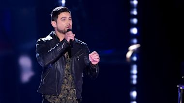 'The Voice' contestant Ryan Gallagher abruptly exits Live Playoffs after allegedly breaking COVID protocols