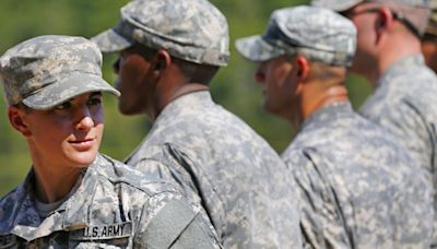 Defense bill that would make women register for draft largely supported by Republicans