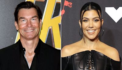 Jerry O'Connell Recalls Running into Kourtney Kardashian — and Not Being a Fan of Her Parking Job