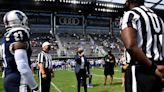 Vice President Kamala Harris Flips Coin During Surprise Visit at Howard University Football Game