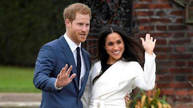 梅根是洗腦哈利的禍根?英王室堅信碰到她之前他比較快樂
