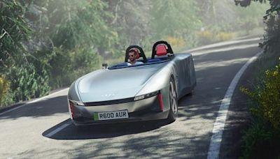 英國細發表 Aura 概念車 電池管理準確 續航力最「老實」 - DCFever.com
