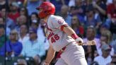 Goldschmidt helps Cardinals beat Cubs for 13th straight win