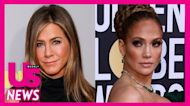 Jennifer Aniston Applauds J. Lo's 'Seething' Red Carpet Smile