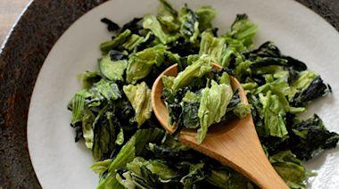隨手做好常備菜:搓鹽蔬菜(1)