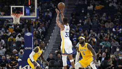 NBA/開幕日「勇湖對決」 柯爾預告柯瑞將大顯身手