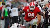2 Georgia Bulldogs taken in NFL mock draft, including 1 to Atlanta