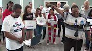 Anti-violence activists set to walk from Chicago to Washington