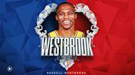 NBA 75th Anniversary Team: Russell Westbrook
