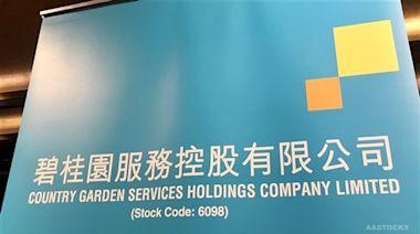碧桂園服務(06098.HK)否認以35億人幣收購仲量聯行中國區物管業務