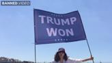Osama Bin Laden's niece trolls Biden with 'Trump Won' sign at Geneva summit