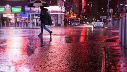 Storm drenches U.S. Northeast, the first of two expected before Halloween