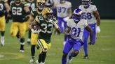 5 stats from PFF to know about Packers' win over Rams