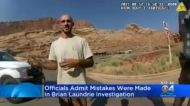 Officials Admit Mistakes Were Made In Brian Laundrie Investigation