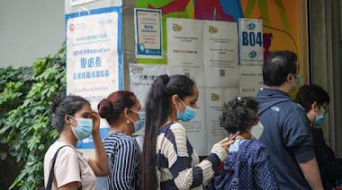 疫苗接種中心將推長者即日籌 70歲以上免預約