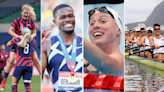 4 to Watch: USWNT, Thrilling Track and Field Slate, Rowing Finals and More Swimming