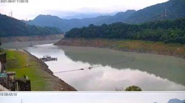 石門水庫15天進水破7千萬噸 灌到半飽/波新聞
