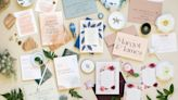 Minted And Brides Partner On Exclusive Stationery Collection