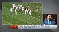 Thomas Davis ranks his Top 3 NFL defenses for 2021