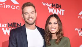 Kellan Lutz and wife expecting first child