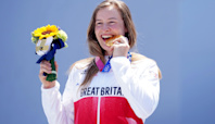 Today at the Games: Charlotte Worthington grabs BMX freestyle gold for GB