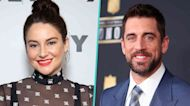 Aaron Rodgers Gushes Over 'Cuddle Time' With Fiancée Shailene Woodley During Disney World Trip