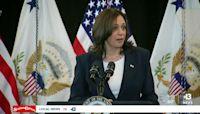 VP Kamala Harris to visit Lake Mead Monday, talk climate change