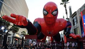 Disney To Debut Stuntronic Spider-Man Robot This Summer | 101one WJRR | The Theme Park Podcast