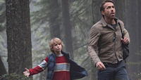 'The Adam Project': New Images of Ryan Reynolds & Mark Ruffalo Tease Quality Father-Son Bonding Time