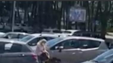 誇張!義大利野豬橫行 羅馬郊區婦女超市購物被包圍搶劫