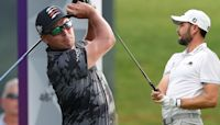 Rickie Fowler and Troy Merritt share Thursday lead after 7-under 64s at 3M Open