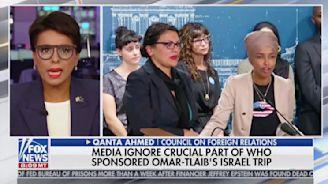 Fox News Guest Qanta Ahmed Claims Reps. Tlaib and Omar Have 'Holocaust Envy'